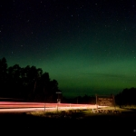Gunflint Northern Lights: