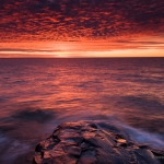 Lake Superior Sunrise and Sunsets