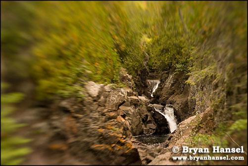 Cascade River Waterfall