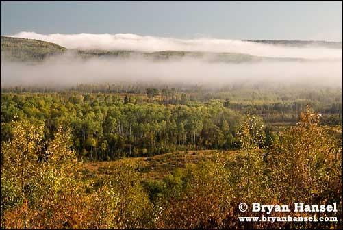 Portage Brook Overlook