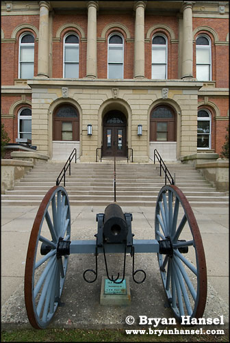 Canon and Courthouse