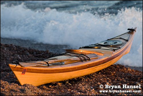Cedar Kayak