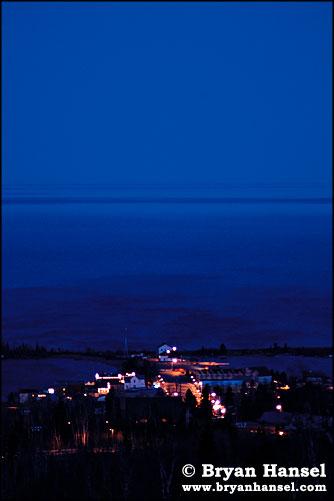 grand Marais Night