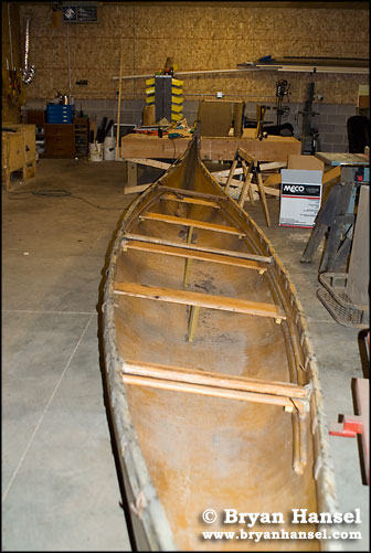 Voyager Canoe