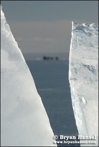 Ice Fishing on Superior