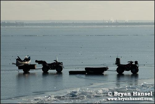 Ice Caravan