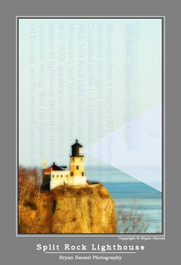 Split Rock Lighthouse Mix-up