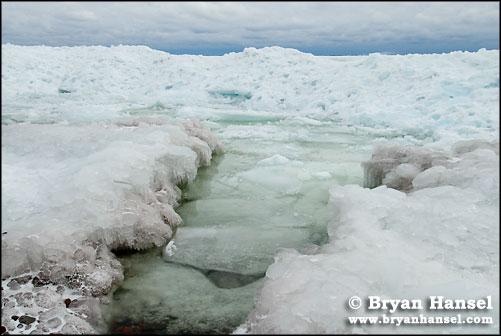Lake Superior Pack Ice