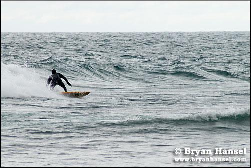 Lake Superior Surfer