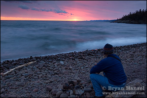 Bryan on a Beach