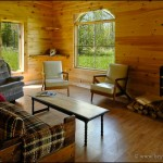Real Estate photo of Minnesota cabin.