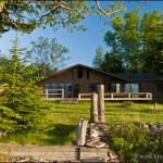 Photography of a Lake Superior house listing.
