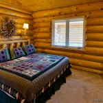 Master bedroom example.