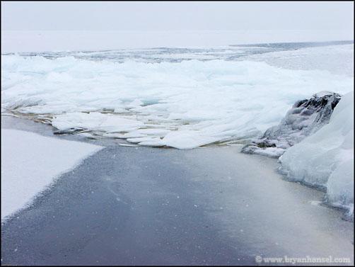 Lake Superior Ice Formatons 080303-022