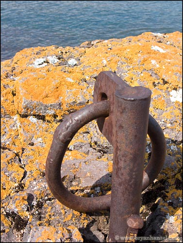 Sugarloaf cove anchor ring