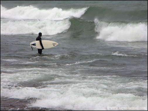 Lake Superior Surf at 121