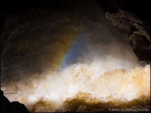 Temperance River Rainbow