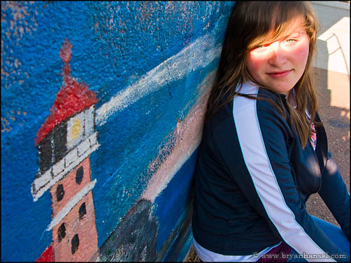 Lighthouse and Creative Portraits