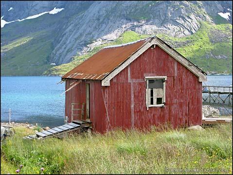 Norway Rorbu