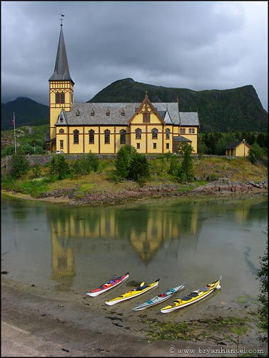 Lofoten Cathedral
