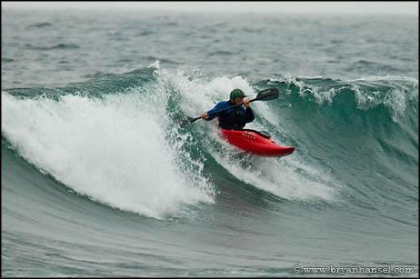 Lake Superior Surfing