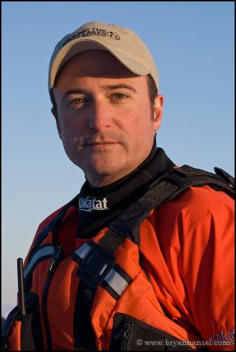 Portrait of Bryan Hansel