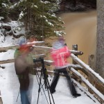 Waterfall Photography Workshop participants