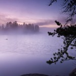 Boundary Waters Sunrise