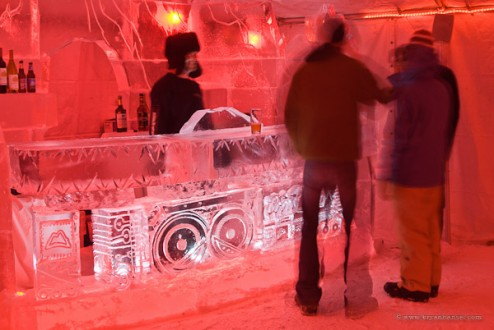 Moguls Ice Bar