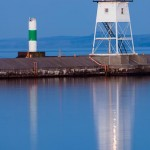 Grand Marais lighthouse