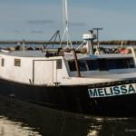 Lake Superior fish tug, Melissa