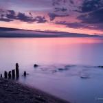 Sunrise over Lake Superior, Grand Marais, MN