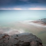 Lake Superior storm