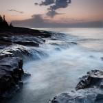 Lake Superior photography workshop at sunrise