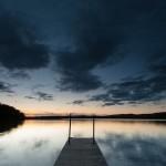 Elbow Lake Dock