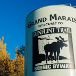 Grand Marais Water Tower