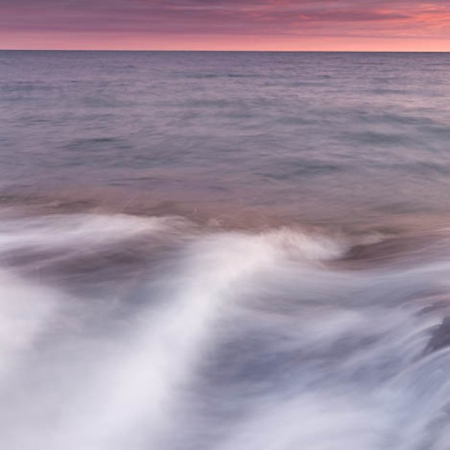 Winter Waves at Butterwort Cliffs 3