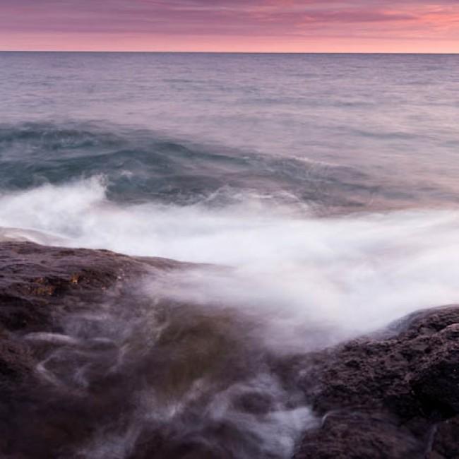 Waves and Basalt