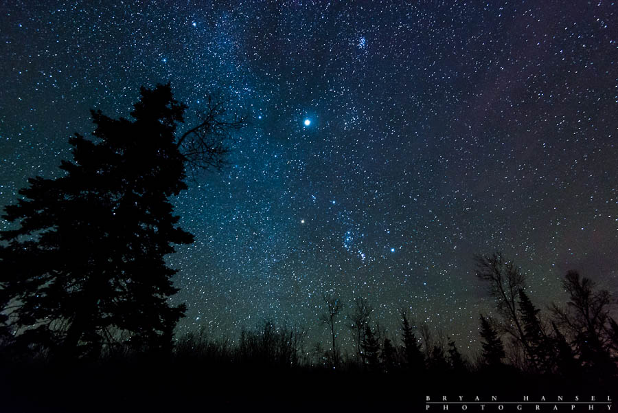 Image result for stars in the sky minnesota