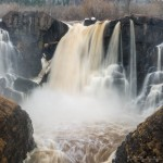 Early Spring on High Falls