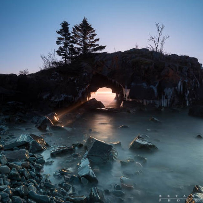 One-on-One and Private Small Group Lake Superior Photography Workshops