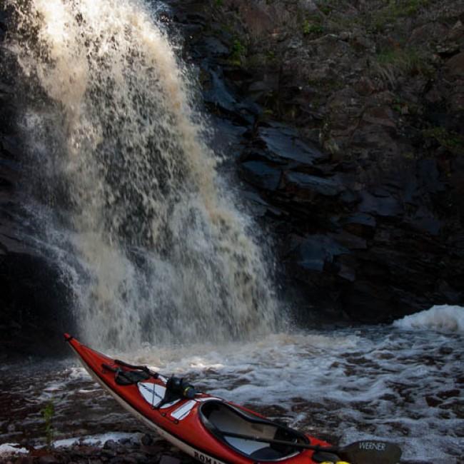 Kayak Photography Workshop on Lake Superior