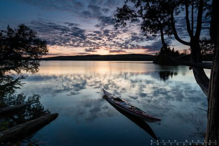 sea kayak photography workshop