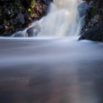 Fall River Waterfall near Grand Marais, MN