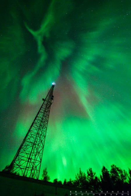northern minnestoa northern lights
