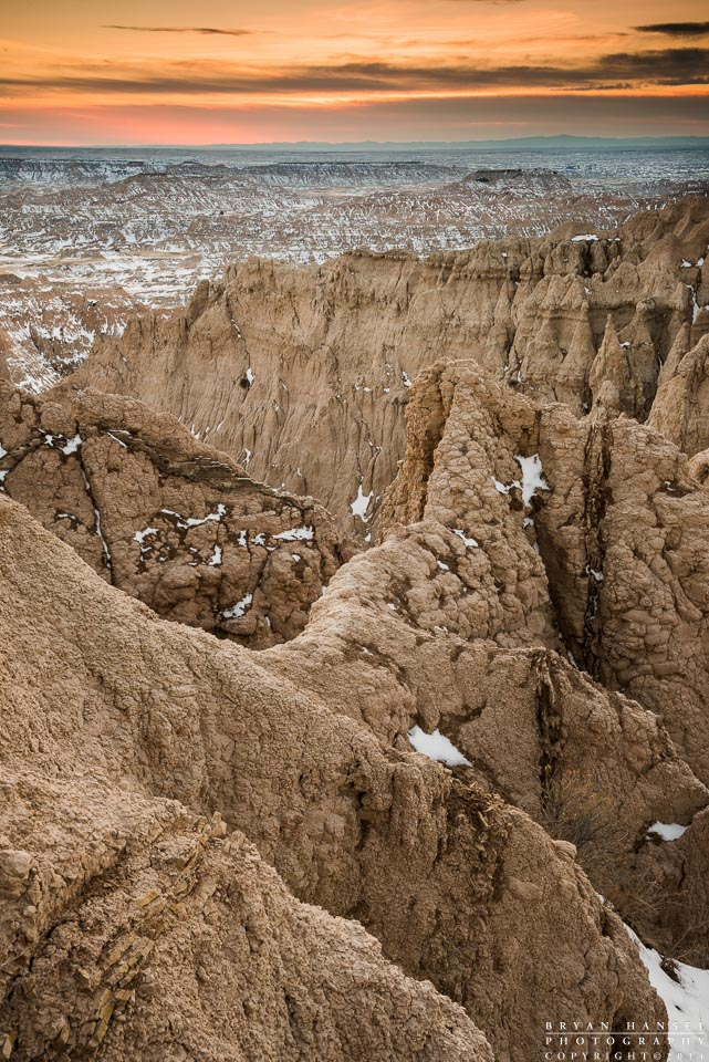 Badlands national park workshop