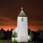 Maple Hill Church, Cook County, Minnesota