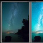Adobe Lightroom Night Sky Presets