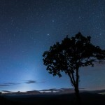 zodiacal light in the smokies
