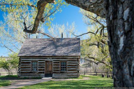 Theodore Roosevelt's cabin